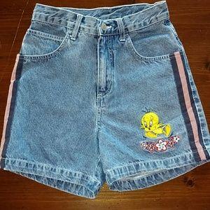 Vintage shorts high waisted